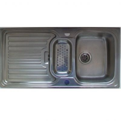 Astracast Montreux 1.5 Bowl Inset Sink 1000 x 500 Old Model - 52035070